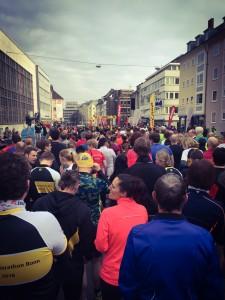 Deutsch Post Marathon Bonn