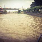 Fällt der Triathlon in Bonn ins Wasser?