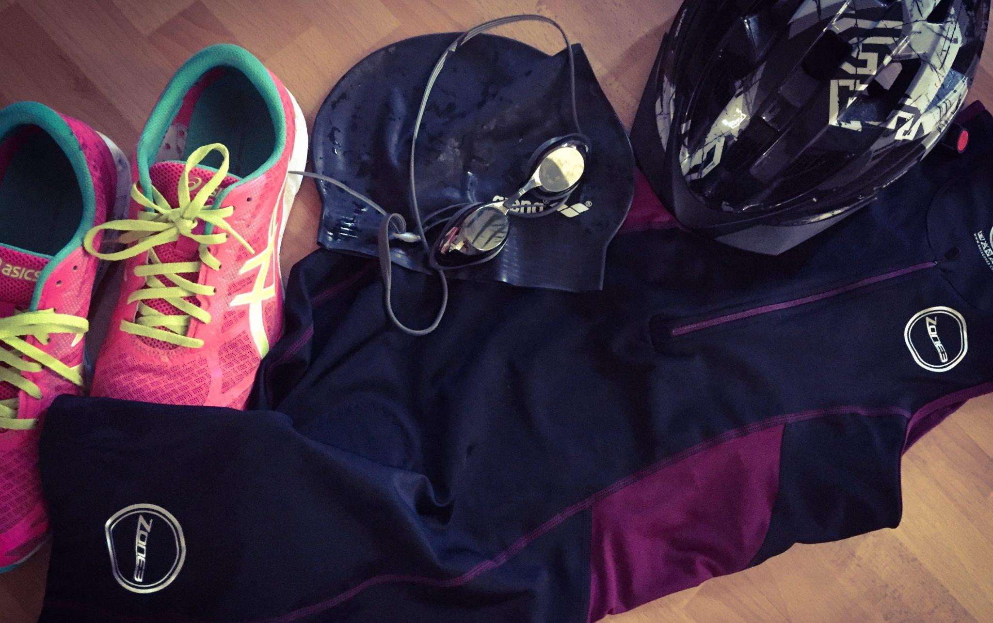 triathlon Trisuit Einteiler