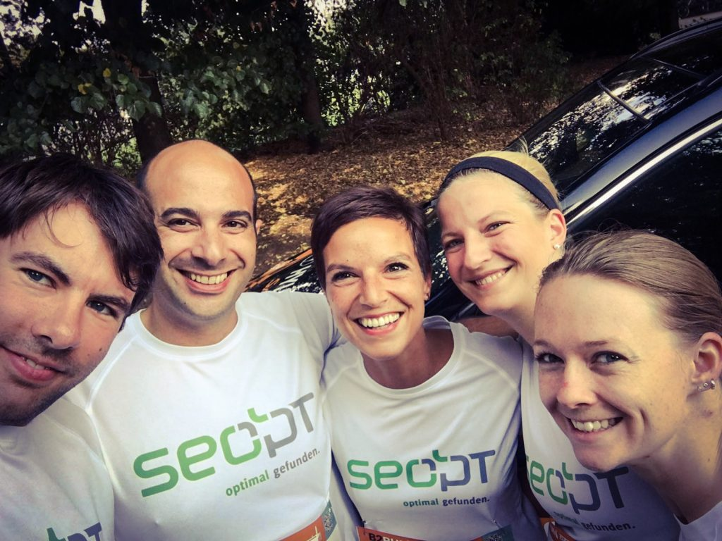B2RUN Köln Team SEOPT