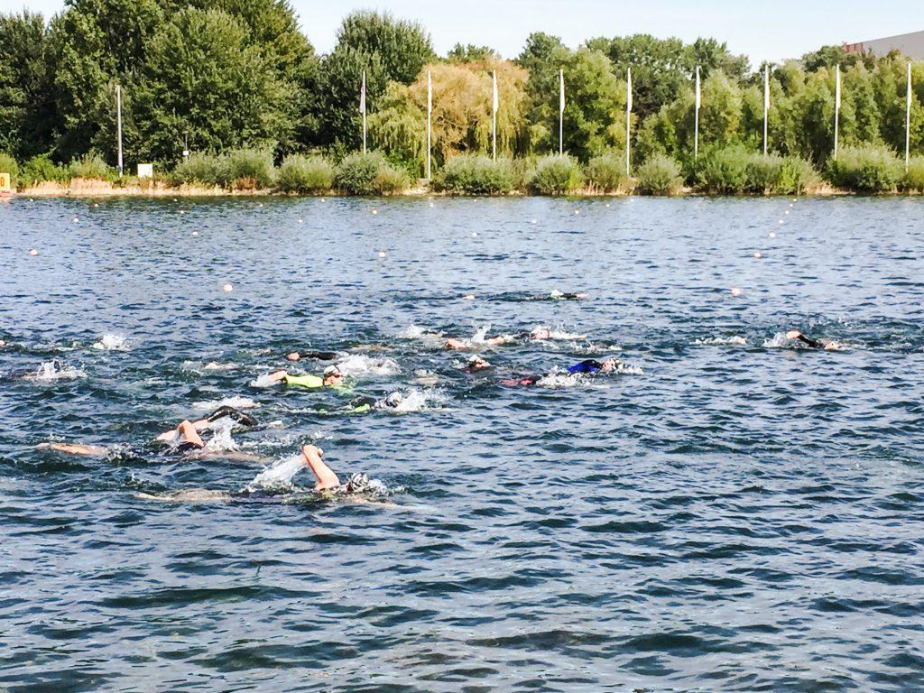 Schwimmen Triathlon Köln