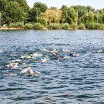 Brustschwimmen im Triathlon