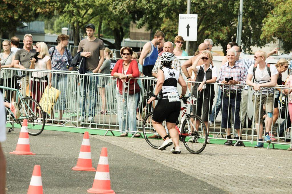 Radfahren Triathlon Köln