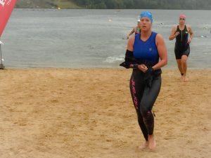 Zülpich Triathlon - Schwimmen