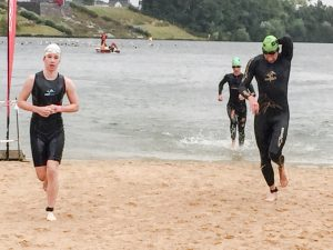 Zülpich Triathlon Start