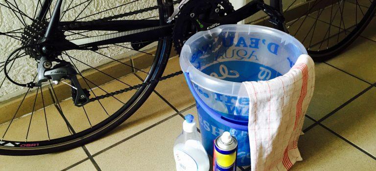 Rennrad putzen – so reinigst Du dein Rennrad richtig