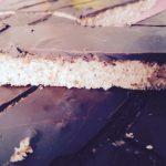 Eiweißriegel selber machen: Kokos Proteinriegel