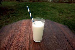 Low Carb Vanille Milchshake